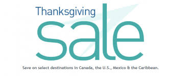 westjet canada thanksgiving flight seat sale save on flights to