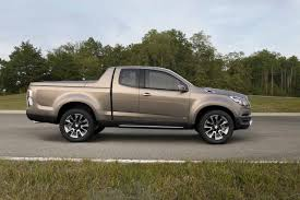chevy concept truck 2011 chevrolet colorado concept pickup truck review and pictures