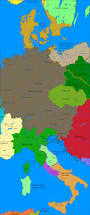 Map Of Provence A Fractured Hre A Map Of A Wi Alternate History Discussion