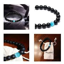 mens bracelet handmade images Mens water drop bracelet apollobox jpg