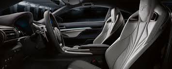 white lexus 2017 interior sportinis kupė lexus rc f lexus lietuva