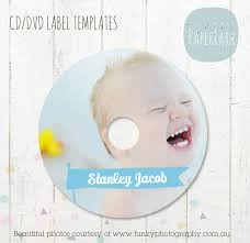 cd dvd label photoshop template es001 instant download photos