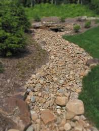 best dry creekbed i u0027ve seen very natural and it can be used for