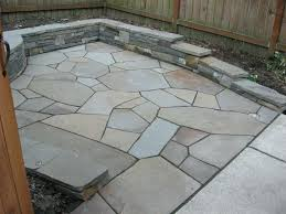 Average Cost Of Flagstone by Patio Ideas Stone Patio Designs Pictures Image Of Photo Of