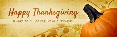 happy thanksgiving to all our customers from airport road auto