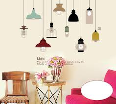 Pendant Light Dubai by Popular Wall Sticker Lamp Buy Cheap Wall Sticker Lamp Lots From