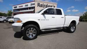 white dodge truck 2011 dodge ram 1500 slt cab white stk bs698435 rairdon s