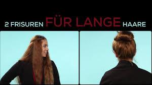 Frisuren F Lange Wenige Haare by Frisuren Für Lange Haare Pferdeschwanz Ein Zopf Für Alle Fälle