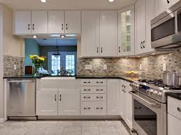 Low Priced Kitchen Cabinets Dark Brown Kitchen Cabinet With Hardwood Flooring Fabulous Home Design