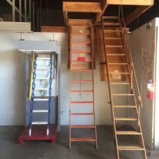 attic ladders sacramento san jose and san francisco bay area