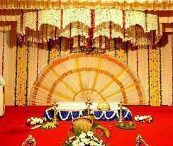 hindu wedding decorations stage decorations services in kottayam id 11053131088