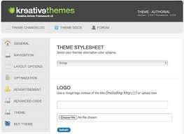 wordpress layout how to creating a custom wordpress theme options page webdesigner depot