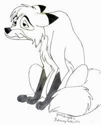 and the hound coloring pages fox and the hound coloring pages