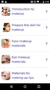Makeup Artistry Certification Online Makeup Course Android Apps On Google Play