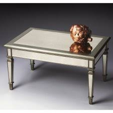 Mirrored Tables Mirrored Furniture Hayneedle Com