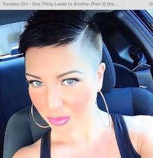 frisuren hairstyles on pinterest pixie cuts short die kurzhaarfrisur nicht kurz genug sehr schöne rasierte frisuren