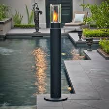 Outdoor Pillar Lights Lighting Modern Outdoor Lighting Design Of High Pillar Outdoor