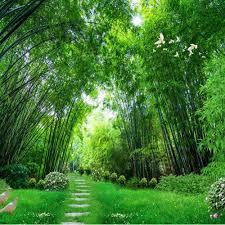 online get cheap bamboo murals aliexpress com alibaba group bamboo photo mural 3d landscpe wallpaper bedroom living room wall decor textured wallpaper china