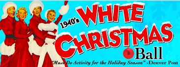8th annual 1940 u0027s white christmas ball tickets sat dec 2 2017