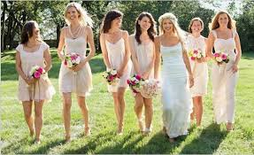 dresses to attend a wedding raining blossoms bridesmaid dresses wear a bridesmaids