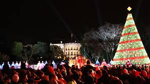 2017 national christmas tree lighting national christmas tree president s park white house u s