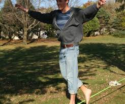 how to set up a slackline 10 steps with pictures