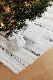 diy no sew moroccan wedding blanket tree skirt almost makes