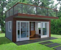 Backyard Office Kit by These Are Morhaus Buildings Designed To Be Anything From A