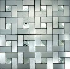 self stick kitchen backsplash smart tiles 6 pack white silver composite vinyl mosaic subway