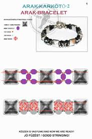 beads bracelet tutorials images 328 best kovacs eva patterns mintiam images jpg