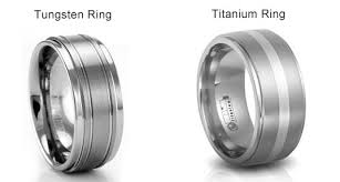 ring titanium tungsten vs titanium tungsten republic