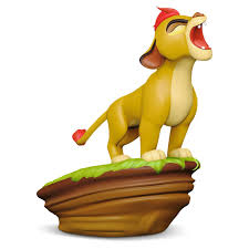 kion disney the guard ornament keepsake ornaments hallmark
