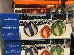 oversized ornaments set of 3 costcochaser