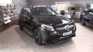 mercedes jeep 2015 black mercedes benz gle 63 s amg 2017 in depth review interior exterior