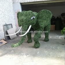 Topiary Frames Wholesale Artificial Topiary Elephant Animals Wholesale Artificial Topiary