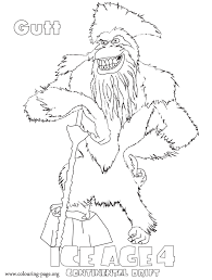 she ra coloring pages shera ice age colouring pages coloring home