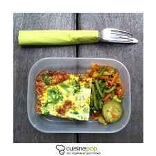 recette d駛euner au bureau popote de clafoutis brocolis déjeuner au bureau