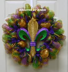 mardi gras decorations ideas mardi gras fleur de lis wreath mardi gras decorations mardi