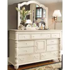 paula deen linen dresser and decorative mirror uf 996040 05m