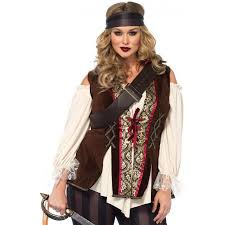 captain blackheart plus size womens pirate costume halloween costume