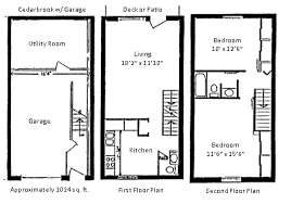 garage floor plans with apartments pastore communities pastore builders