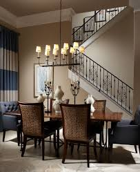 Decorating Seagrass Dining Chairs With Black Wooden Dining Table