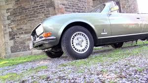 peugeot pininfarina peugeot 504 cabrio v6 bj 1977 pininfarina youtube