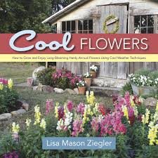 book set cool flowers u0026 the easy cut flower garden
