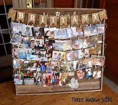 senior graduation party ideas image result for graduation party picture display ideas high