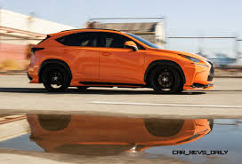 lexus sport orange 2015 lexus nx 200t f sport by 360 elite motorworks 30