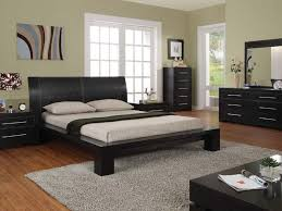 Decorating Bedroom With Black Furniture Bedroom Furniture Minimalist White Bedroom Decorating Ideas