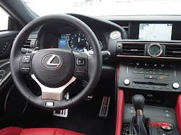 lexus rcf white interior 2016 lexus rc f luxury gt or japanese track monster review