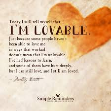 Just Because I Love You Quotes by I Am Lovable