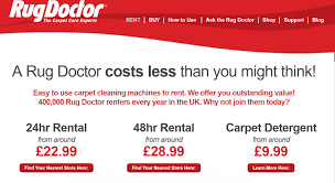 How Much Are Rug Doctors To Rent Cleaning The Carpets With Rug Doctor Clare Elise Sparkles